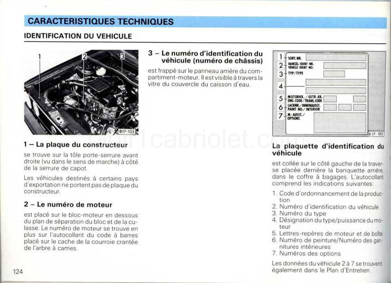 Identification Etiquette Constructeur Golf1cabriolet Com