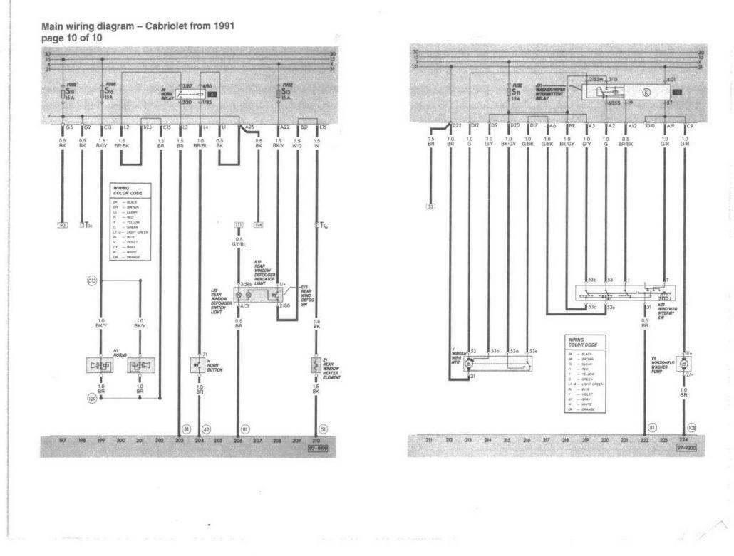 Schema Electrique Golf 2